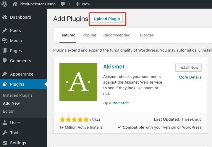 plugin-page